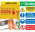 Signs, Labels and Lockouts