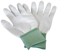 Dotted Top-Fit Gloves