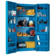 Shelved Storage Cabinet