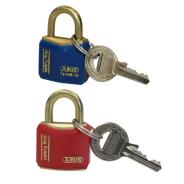 Brass Body Padlocks