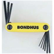 Fold Up Hex Key Sets