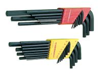 Chamfered Hex Key Sets