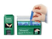 Salvequick Blue Plaster Dispenser