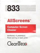 CleanTex All Screens Wipes