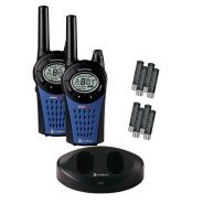 Walkie Talkie Radio Twin Pack with Charger