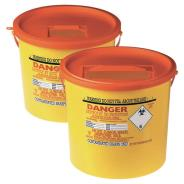 Sharps Containers Wide
