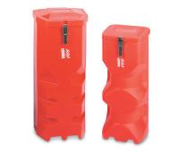 Vehicle Extinguisher Containers