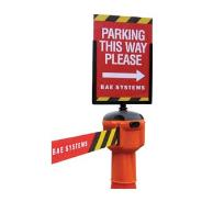 Sign Holder Attachment