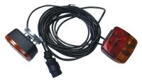 Magnetic Trailer Lamps
