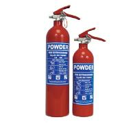 Dry Powder Fire Extinguishers