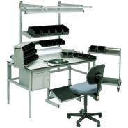 Regular Duty Bench System
