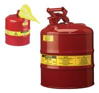 Type I Steel Safety Cans