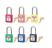 Lightweight Safety Lockout Padlocks