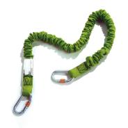 Stretchable 1.5M Manyard With 2 Karabiners