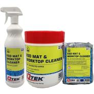 ESD Safe Worktop Clean Spray and Wipes