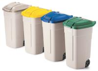 Mobile Waste Bins