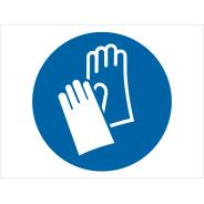 Wear Protective Gloves Symbol Signs