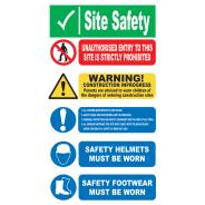 Site Safety Signs SD 153C