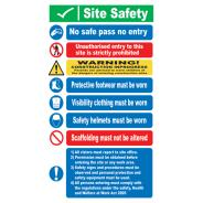 Site Safety Signs SD 155C