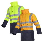Sioen Stormflash Hi-Vis Winter Jackets