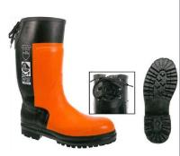 Sioen Rubber Chainsaw Boots
