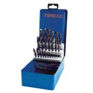 Twist Drill Set 25pc