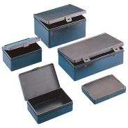 Insert Boxes ESD Hinged Lid