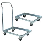 Tote Box Trolleys